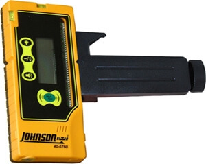 Johnson Level Detector (green) with Clamp 40-6760 ES1789