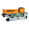 Johnson Level Magnetic Torpedo Laser Level 40-6164 ES1891