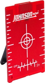 Johnson Level Magnetic Floor Target 40-6370