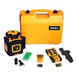 Johnson Level Electronic Self Leveling Horizontal Rotary Laser Level 40-6535 ES2612