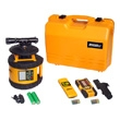Johnson Level Electronic Self-Leveling Dual Grade Horizontal Rotary Laser Level 40-6580 ES2810