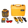 Johnson Level Self-Leveling Rotary Laser Level 40-6532