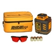 Johnson Level Self-Leveling Rotary Laser Level 40-6527 ES2814