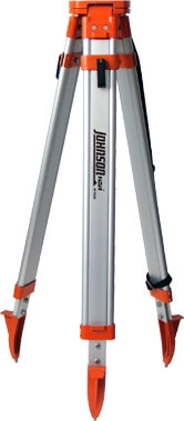 Johnson Level Contractor's Aluminum Tripod 40-6335