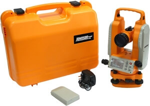 Johnson Level 2-Second Digital Theodolite 40-6932 ES3051