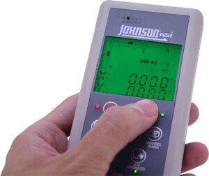 Johnson Level Machine Mountable Electronic Level with Bluetooth 40-6250