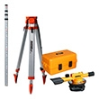 Johnson Level 22X Builder's Level System 40-6902