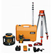 Johnson Level 40-6558 - Electronic Self-Leveling Horizontal & Vertical Rotary Laser System ES4705