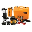 Johnson Level Electronic Self Leveling Horizontal & Vertical Rotary Laser Level Kit 40-6534 ES4708