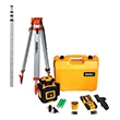 Johnson Level Electronic Self Leveling Horizontal Rotary Laser Level System 40-6536 ES4709