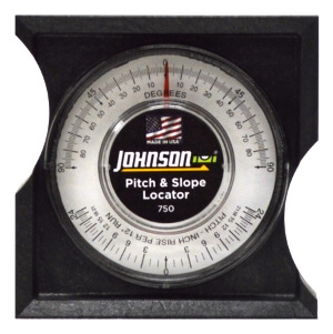 Johnson Level Pitch & Slope Locator 750