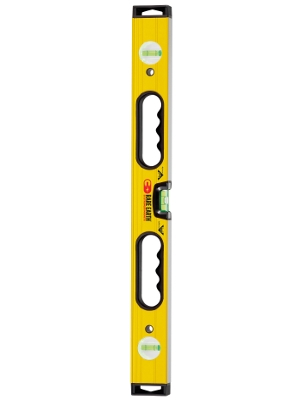 "Johnson Level 24"" Magnetic Aluminum Box Beam Level 9524"