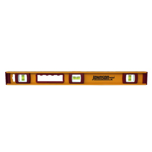 "Johnson Level 24"" JobSite Aluminum Level 1203-2400"