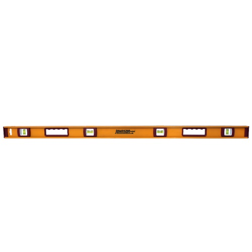 "Johnson Level 48"" JobSite Aluminum Level 1233-4800"