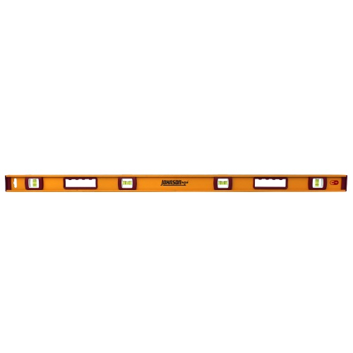 Johnson Level 48 Magnetic JobSite Aluminum Level 1234-4800