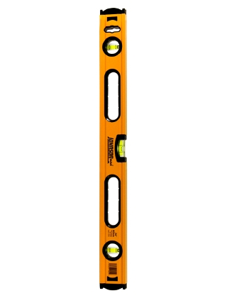 "Johnson Level 24"" Aluminum Box Beam Level 1705-2400"