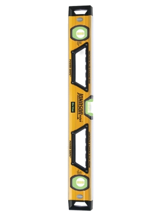 "Johnson Level 78"" Magnetic Glo-View Heavy Duty Aluminum Box Level 1718-7800"