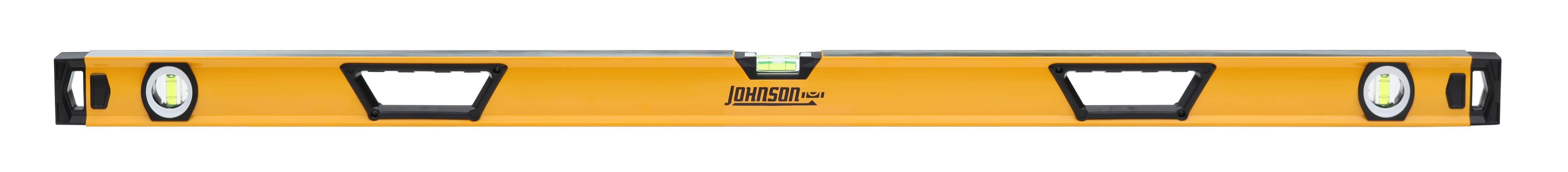 Johnson Level 48 Professional Aluminum Box Level 1741-4800