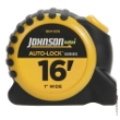 "Johnson Level 16' X 1"" Auto-Lock Power Tape 1804-0016 ES4863"