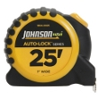 "Johnson Level 25' X 1"" Auto-Lock Power Tape 1804-0025 ES4864"