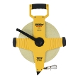 Johnson Level 300' JobSite Open Reel Fiberglass Tape 1808-0300 ES4872
