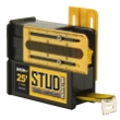 Johnson Level Stud Squared Power Tape 1812-0025 ES4877