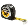 "Johnson Level 16' X 1"" PlanReader Power Tape 1819-0016 ES4880"