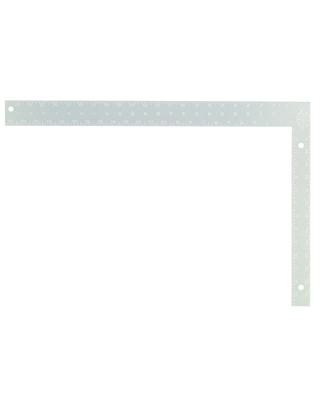 "Johnson Level 16"" x 24"" Aluminum Carpenter Square - CS4 ES5016"