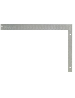 "Johnson Level 16"" x 24"" Steel Rafter Square - CS2 ES5018"