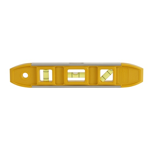 "Johnson Level 9"" Magnetic Aluminum Torpedo Level – 8500M ES5035"