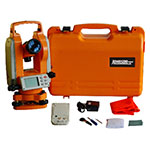 Johnson Level 5-Second Digital Theodolite with Laser 40-6936 ES5048