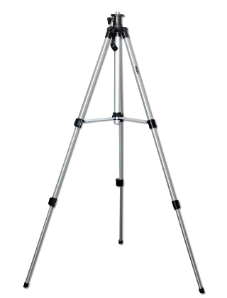 Johnson Level Elevating Aluminum Tripod - 40-6880 ES5049