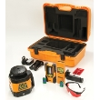 Johnson Level Electronic Self-Leveling Horizontal & Vertical Rotary Laser Kit - 40-6529 ES5068