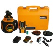 Johnson Level 40-6584 Electronic Self-Leveling Digital Dual Grade Horizontal Rotary Laser Kit ES6245