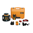 Johnson Level 40-6557 Electronic Self-Leveling Horizontal and Vertical Rotary Laser Kit ES6604
