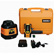 Johnson Level 40-6551 - Electronic Self-Leveling Horizontal Exterior Rotary Laser Kit ES7637