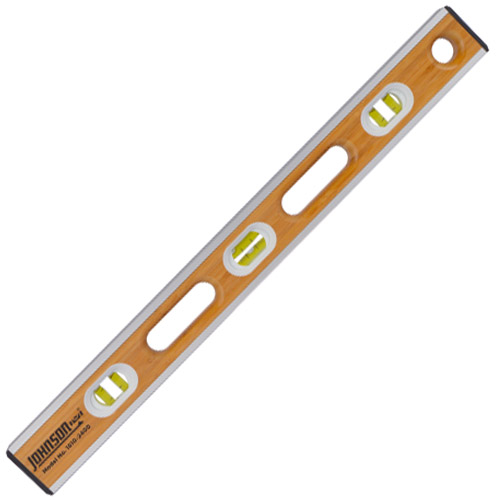 Johnson Level 1610-2400 - 24 Eco-Tech Bamboo Level