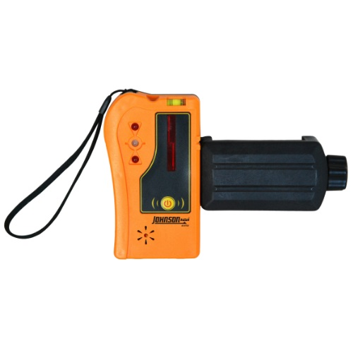 Johnson Level 40-6705 - One-Sided Laser Detector with Clamp