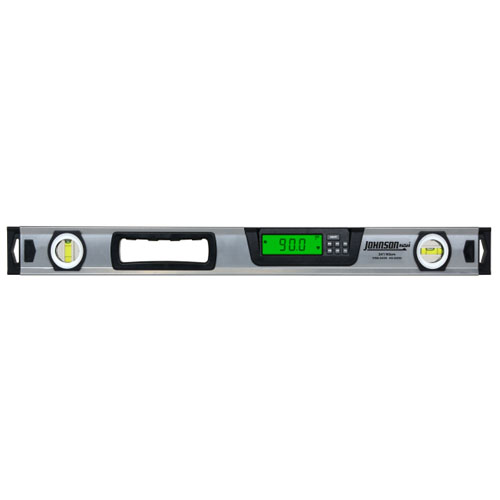Johnson Level 24 inch Digital Box Level - 1760-2400