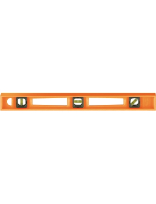 "Johnson Level 24"" Orange Structo-Cast Level - 7724-O ES5037"