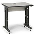 "Kendall Howard 36"" x 24"" Advanced Classroom Training Table (3 Colors Available) ES4417"