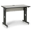 "Kendall Howard 48"" x 24"" Advanced Classroom Training Table (3 Colors Available) ES4418"