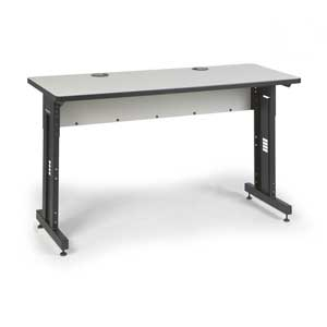 "Kendall Howard 60"" x 24"" Advanced Classroom Training Table"