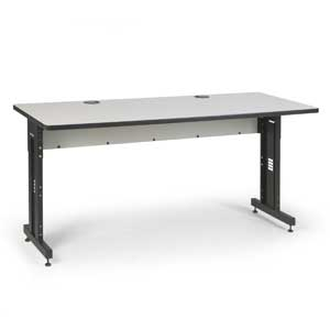"Kendall Howard 72"" x 30"" Advanced Classroom Training Table"
