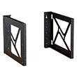 Kendall Howard Modular Wall Mount Rack (2 Sizes Available) ES4481