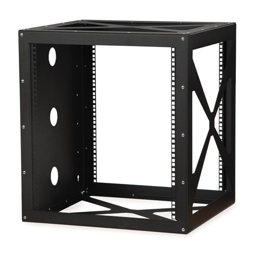 Kendall Howard 12U Side Mount Wall Rack 1915-3-200-12 ES4484