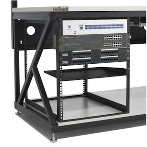 Kendall Howard Performance Racking System 5200-3-600-13 ES4524