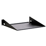 "Kendall Howard 2U 12"" Light Duty Rack Shelf - LDRS2U12 ET10371"