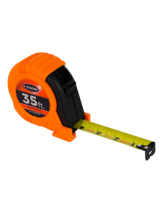 Keson Rubber Grip Series 35' Measuring Tape PG1835RG