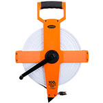 Keson OTR Series 100 Meter Two-Sided Fiberglass Blade Measuring Tape - OTR100MM ES2532